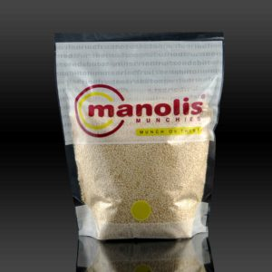 Sesame Seeds White (Dehulled) 1kg