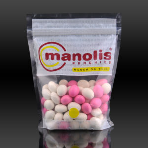 Pink & White Almonds 1kg
