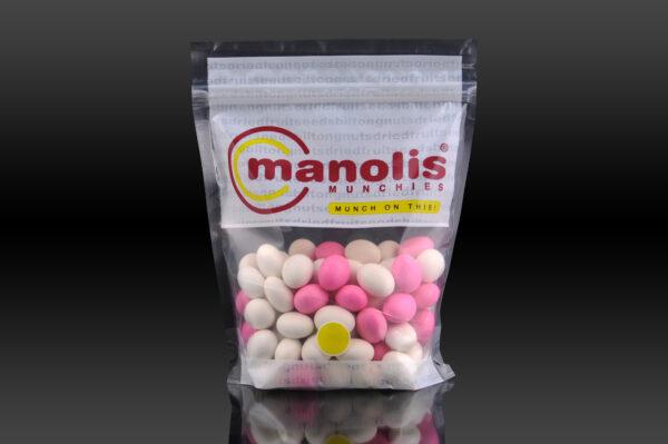 Pink & White Almonds 1kg