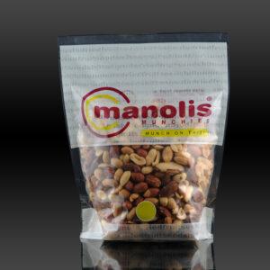 Raw Mixed Nuts Econo 1kg
