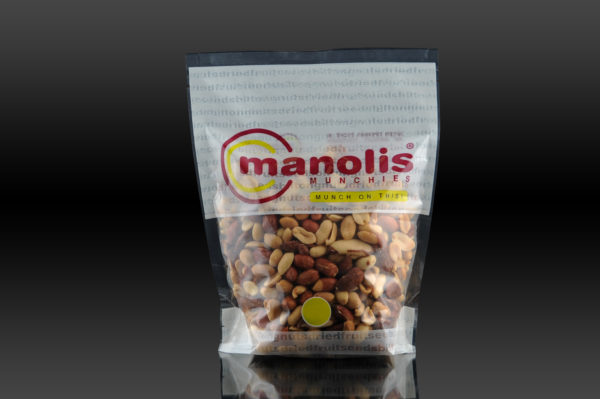 Roasted Salted Mixed Nuts Econo 1kg
