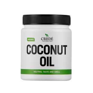 Crede Coconut Oil Odourless 1L