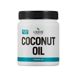Crede Coconut Oil Organic 1L
