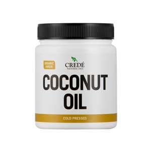Crede Coconut Oil Organic Virgin 1L