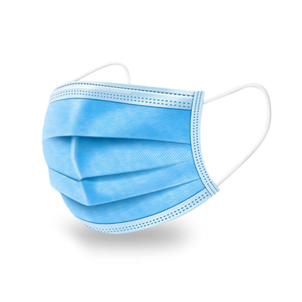 Dromex 3 Ply Surgical Face Masks Pack of 50