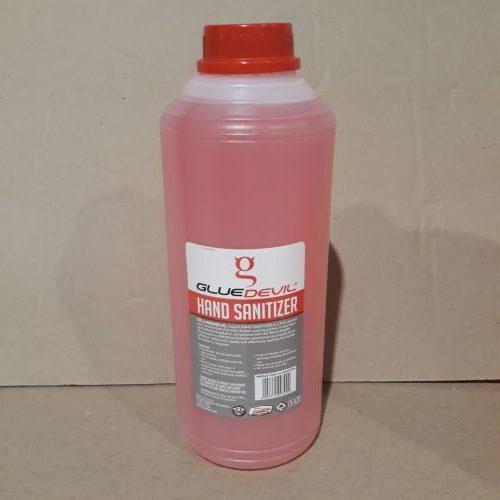 GlueDevil Hand Sanitzer Liquid 1 L