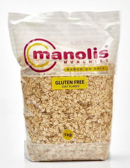 Oats Gluten Free 1kg